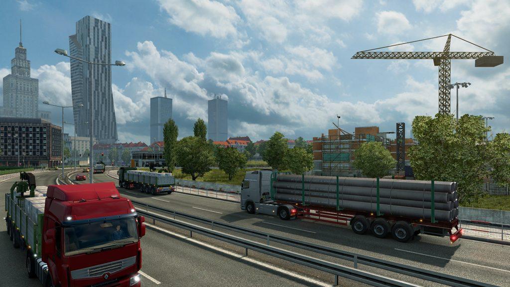 Euro Truck Simulator 2 - Going East