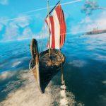 Valheim-Longboat-Sailing