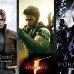 Resident Evil 4/5/6